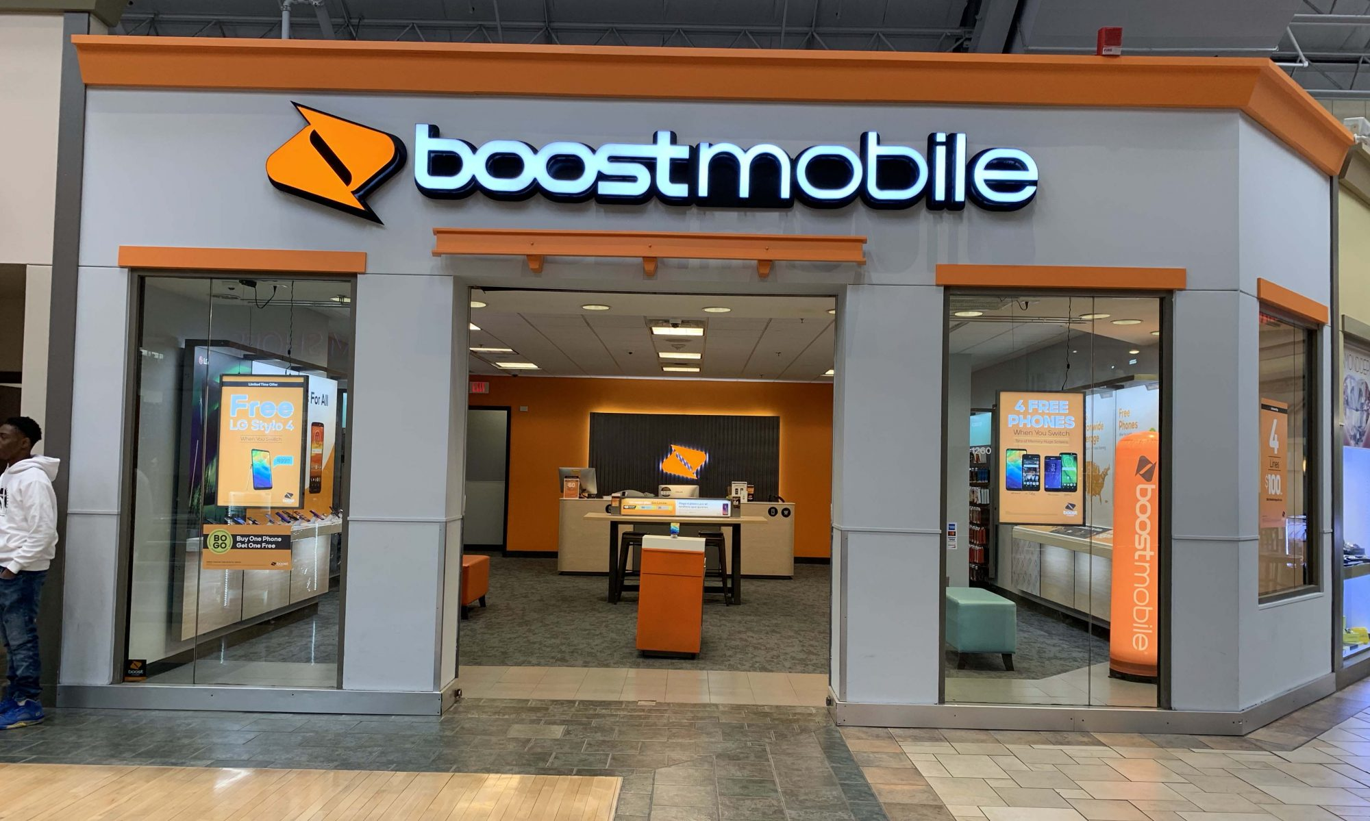 Boost Mobile by @vanced